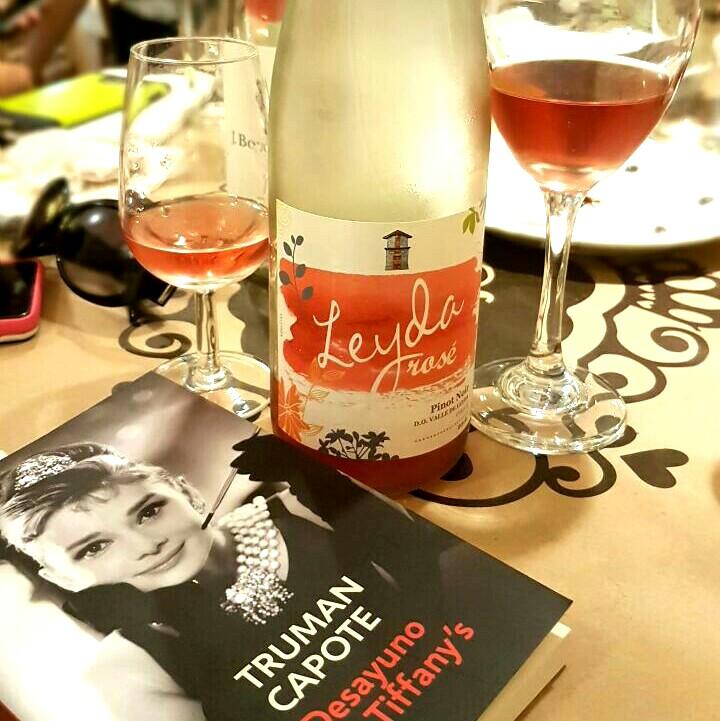 Letras y Libros 4 . Leyda Rosé