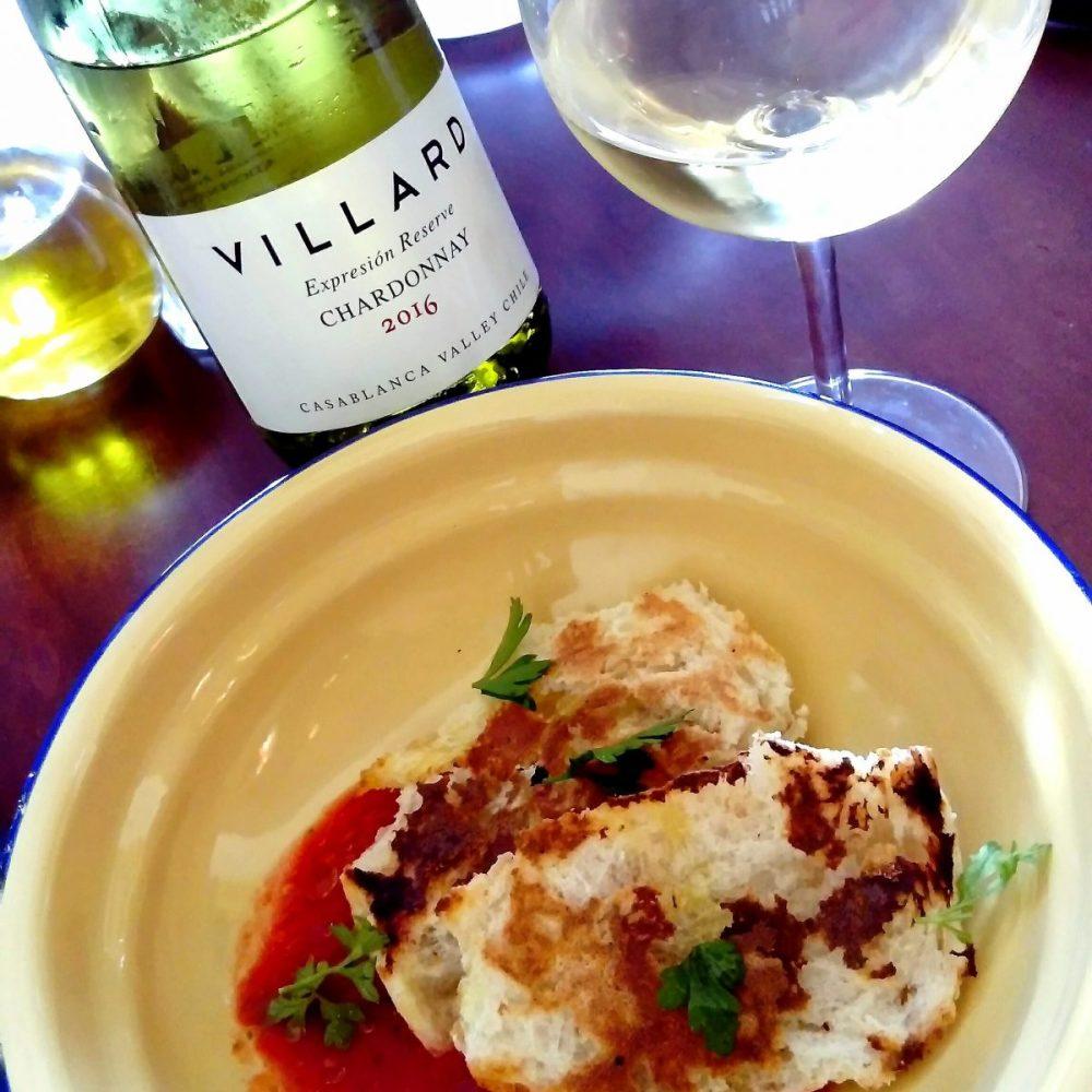 Chardonnay Villard - Casa Alma