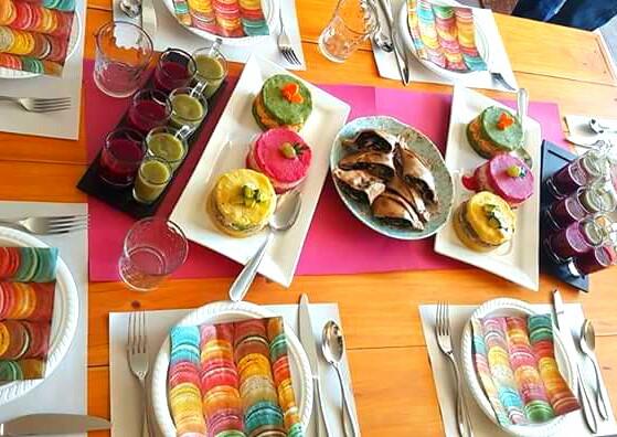 almuercena mesa
