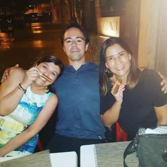 Sofía Lepe, Carla Tapia , Pablo Letelier. Mulato