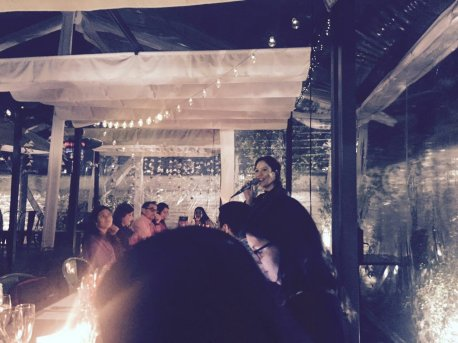 Noche Thai . Chezcarlita