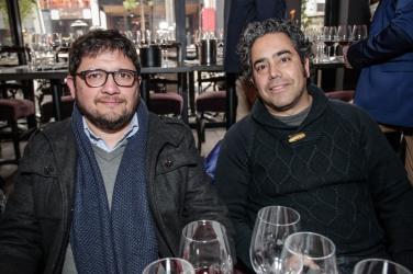 Rodrigo Tello, Juan Ernesto Jaeger