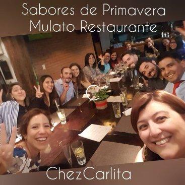 Sabores de Primavera en Mulato Restaurante. Chezcarlita
