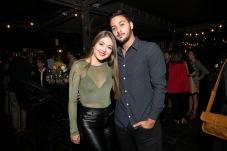 Disley Ramos y Munir Hijazim